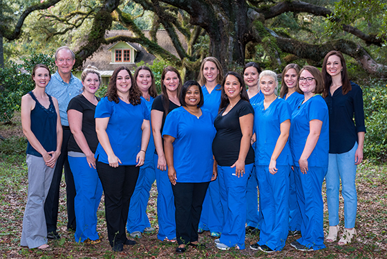 Our Team at Pediatric Dentist in Gulfport and Ocean Springs, MS