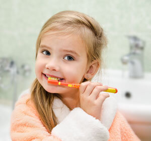 Brushing Teeth - Pediatric Dentist in Gulfport and Ocean Springs, MS